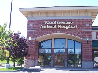 Wandermere Animal Hospital building